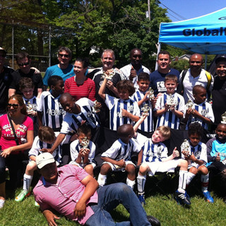 Scarsdale Memorial Day soccer tournament Champions