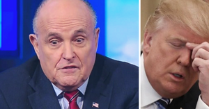 Americans Are Pissed-GIULIANI INSIDER FLIPS, ANNOUNCES COOPERATION WITH DEMOCRATS' IMPEACHMENT EFFORT