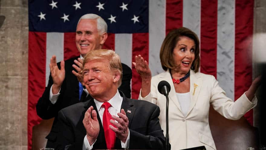 Americans Are Pissed-BUCKLE UP: Nancy Pelosi Invites President Trump to Deliver his State of the Union Address on February 4th