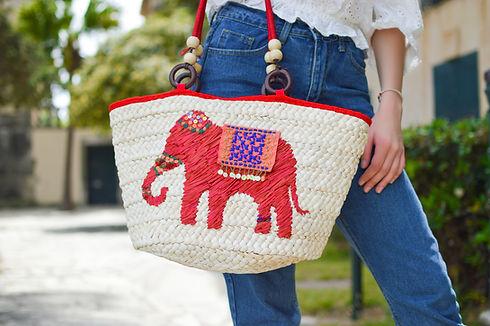 Crafted Handbag