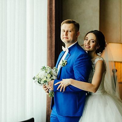 Dmitry & Alina