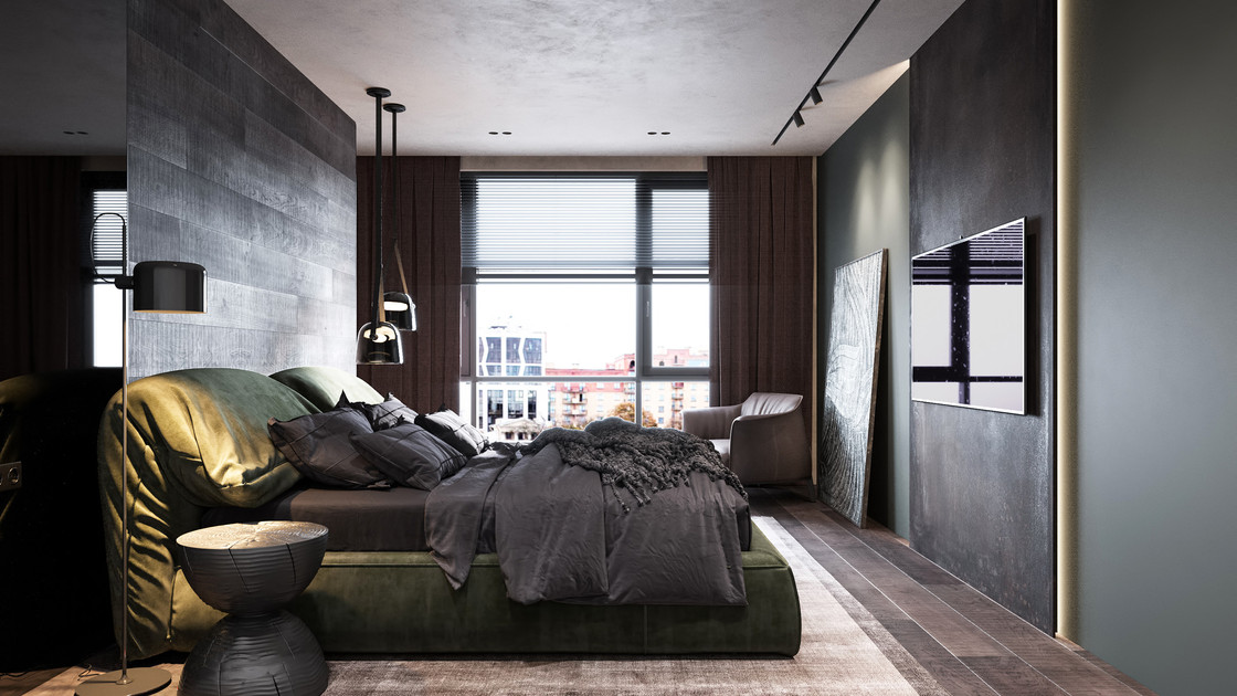 Design project apartments in St. Petersb