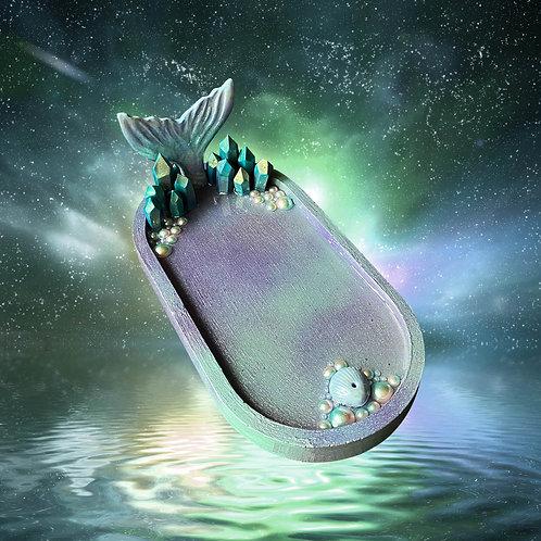 Mermaid in Crystal Sea