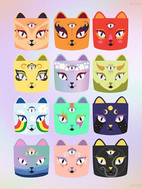 Design Your Own Cat Pot