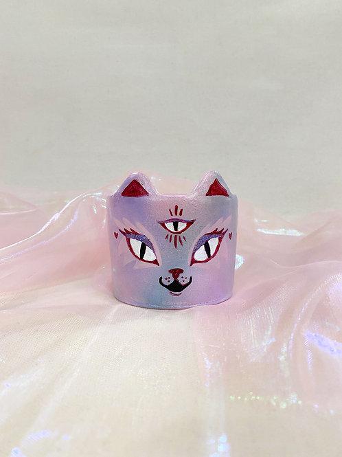 Cosmic Kitty Pot Holder