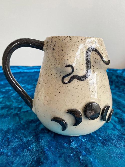 Astraea Mug (Black)