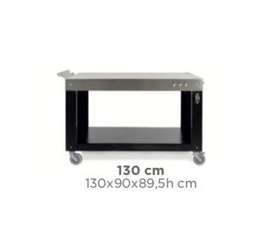 alfa multifunctional base 130cm