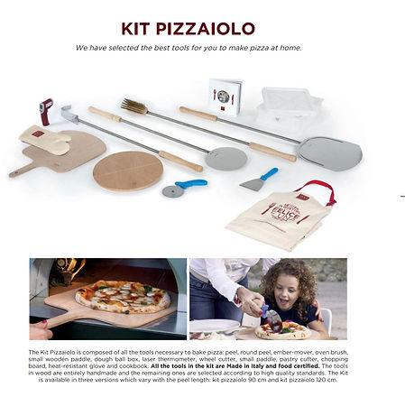 alfa kit pizzaiolo