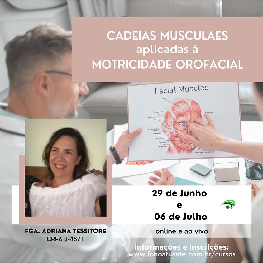 Cadeias Musculares aplicadas à Motricidade Orofacial