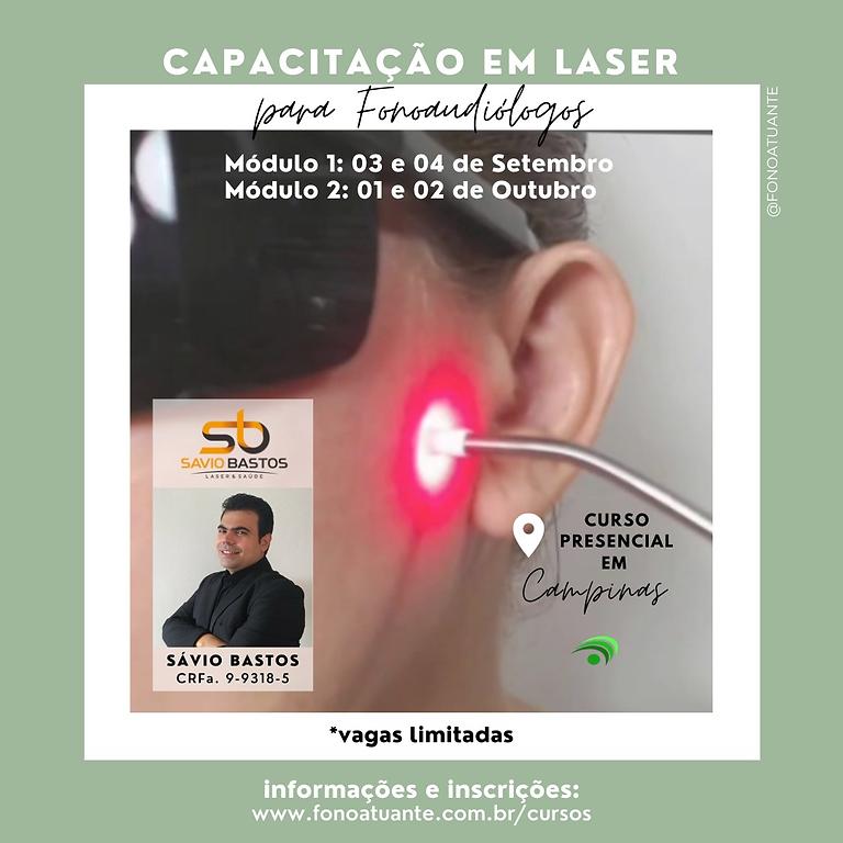 Capacitação em Laser para Fonoaudiólogos