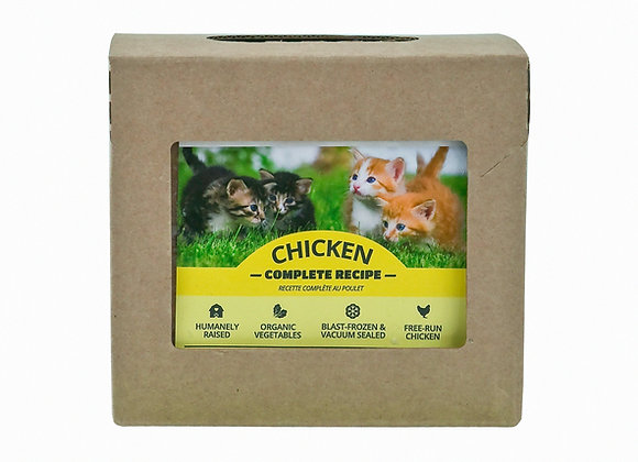 Chicken Complete1/4lb (8 CT)