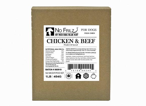 Chicken & Beef Blend
