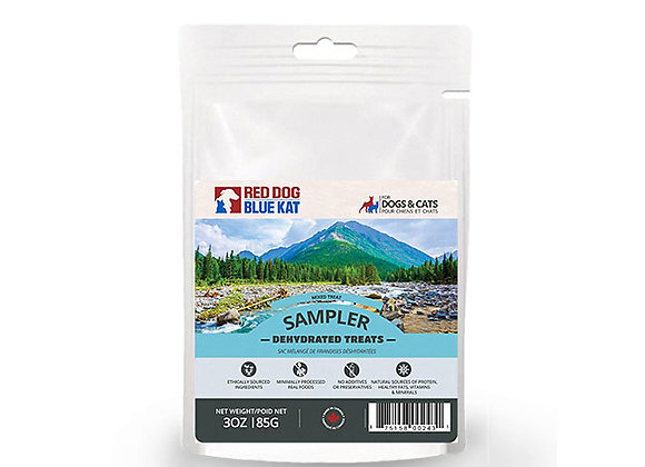Mixed Sampler	85g Bag (10 CT)