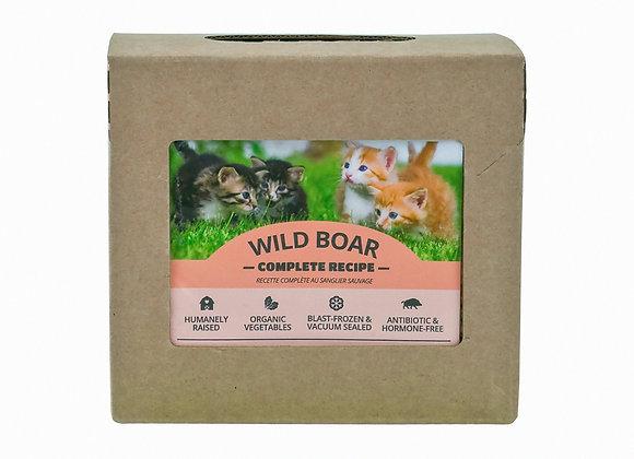 Wild Boar Complete 1/2lb (8 CT)