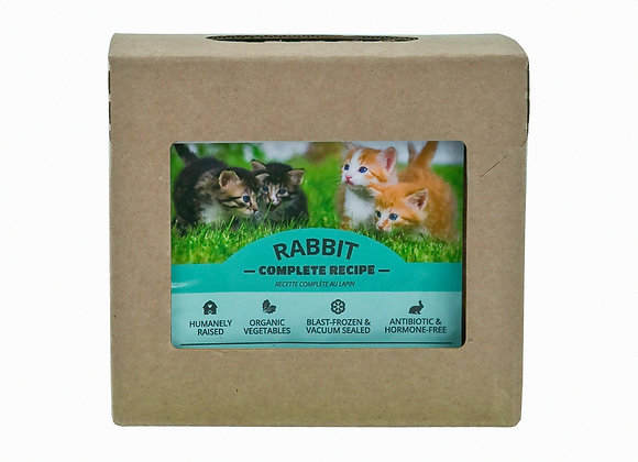 Rabbit Complete 1/2lb (Case of 8)