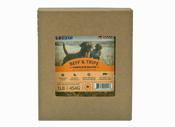 Beef & Tripe Complete 1lb (6 CT)