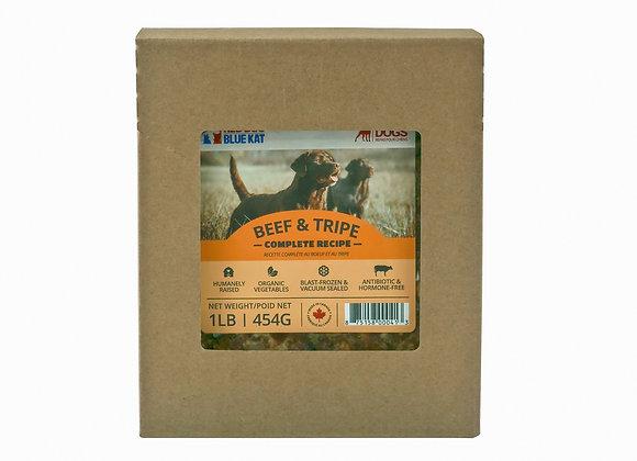 Beef & Tripe Complete 24lb Bulk (1 CT)