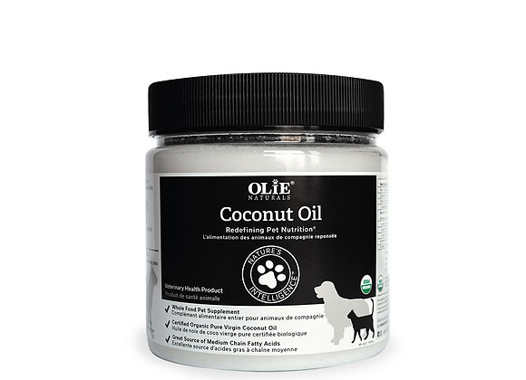 Olie™ Naturals Coconut Oil 500 ml (Case of 6)