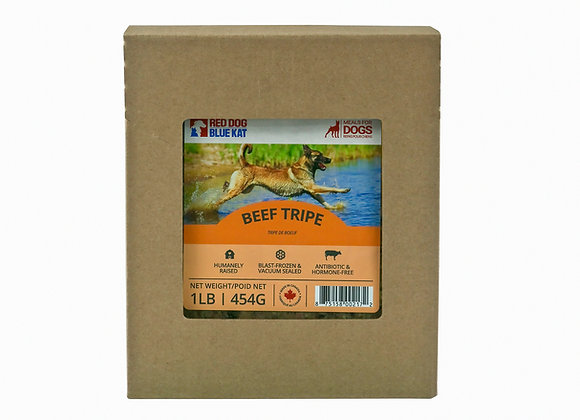 Beef Tripe For Dogs 1lb (6 CT)