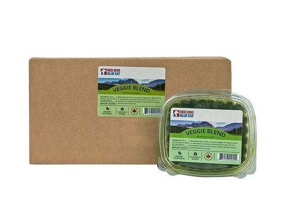 Organic Veggies- 1lb Clamshell (8 CT)