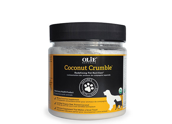Olie™ Naturals Coconut Crumble 500 ml (Case of 6)