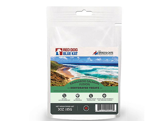 Kangaroo Salmon Fusion 85g Bag (10 CT)