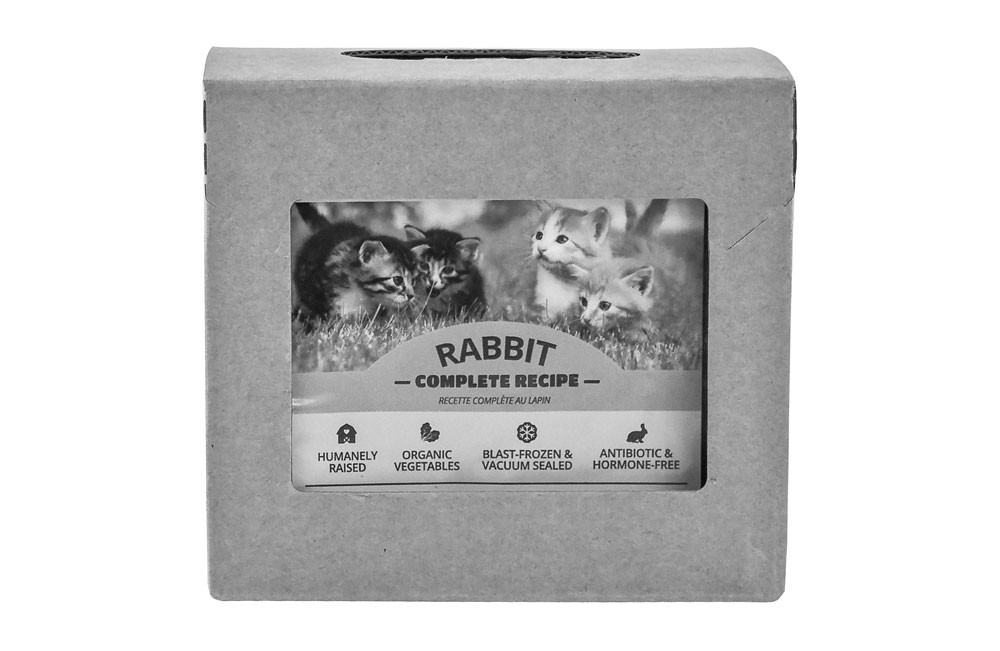 DISCONTINUED- Red Dog Blue Kat Rabbit Meal For Cats