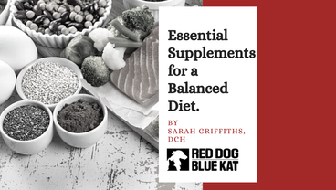 Supplements For A Raw Food Diet