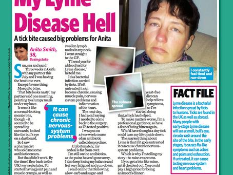 My Lyme Disease Hell
