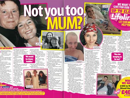 Not you too Mum?