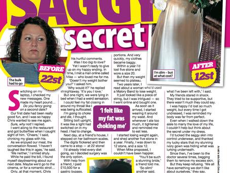 My saggy secret