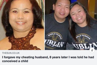 I thought it was just an affair… then I discovered he had a SECRET CHILD
