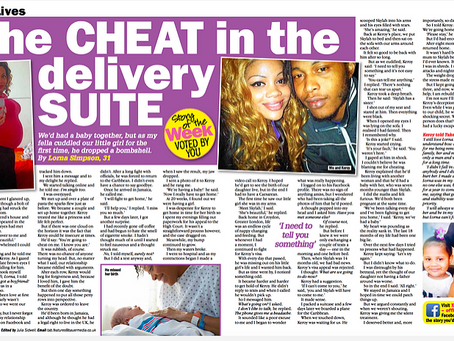 The CHEAT in the delivery SUITE