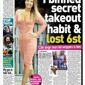 My takeaway SECRET cost me £36k