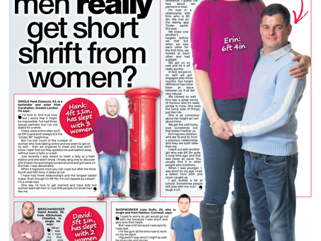 Being SHORT has killed my SEX LIFE