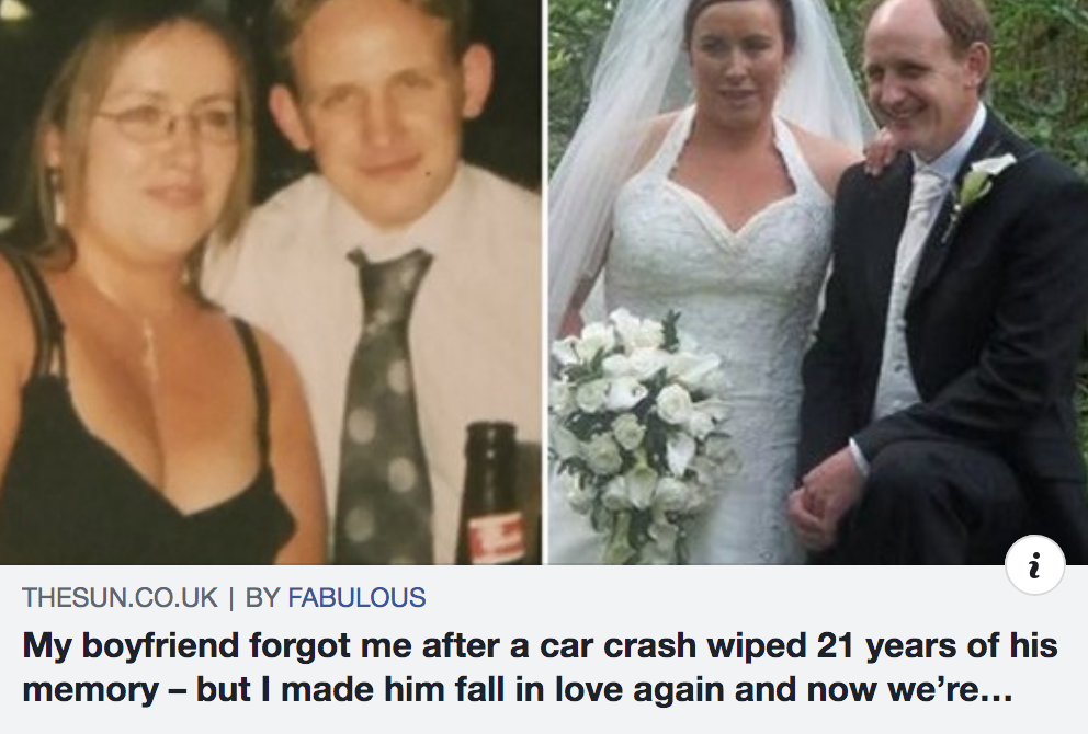 Thomas McKinney Memory Loss Story