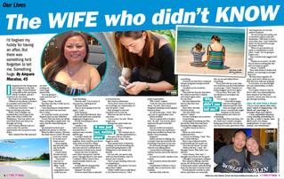 I forgave my hubby for cheating... But I was about to uncover something far worse