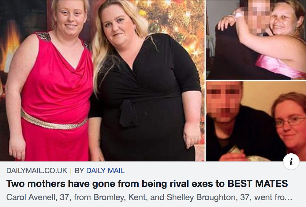 Daily Mail Love Rivals Best Mates