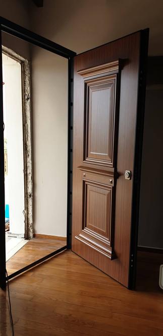 Θωρακισμένη Πόρτα