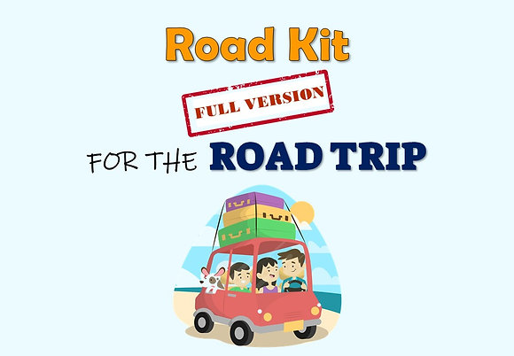 Road Kit for the ROAD TRIP - Full Version