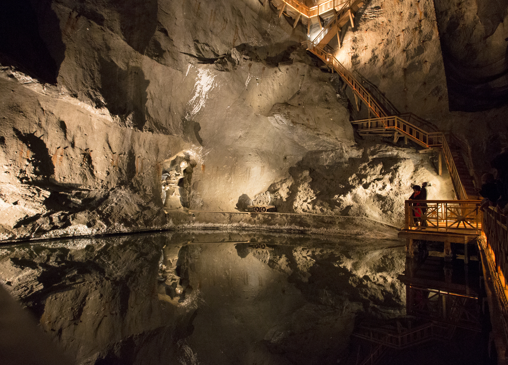 מכרה המלח בווייליצ'קה
