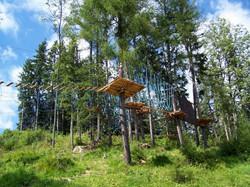 פארק החבלים טרזניה