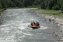 רפטינג בנהר ארגבי