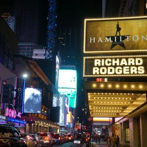 הופעות בברודווי, ניו יורק