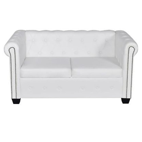 Chester White 2 seater Lounge Rental