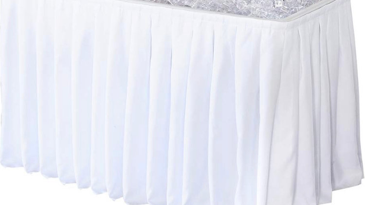 Ice Table with Skirt