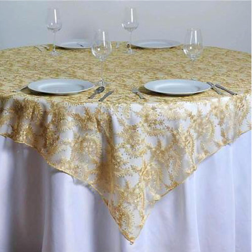 """72"""" Lace Overlays"""