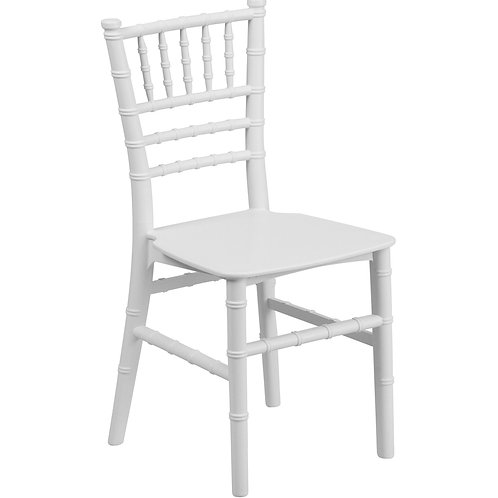 Child White Chiaveri Chair
