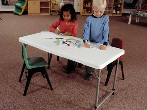 Children 6 foot table