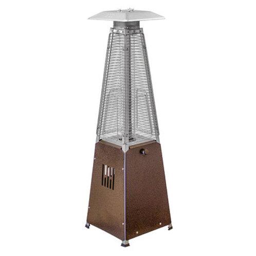 Bronze Pyramid Heater